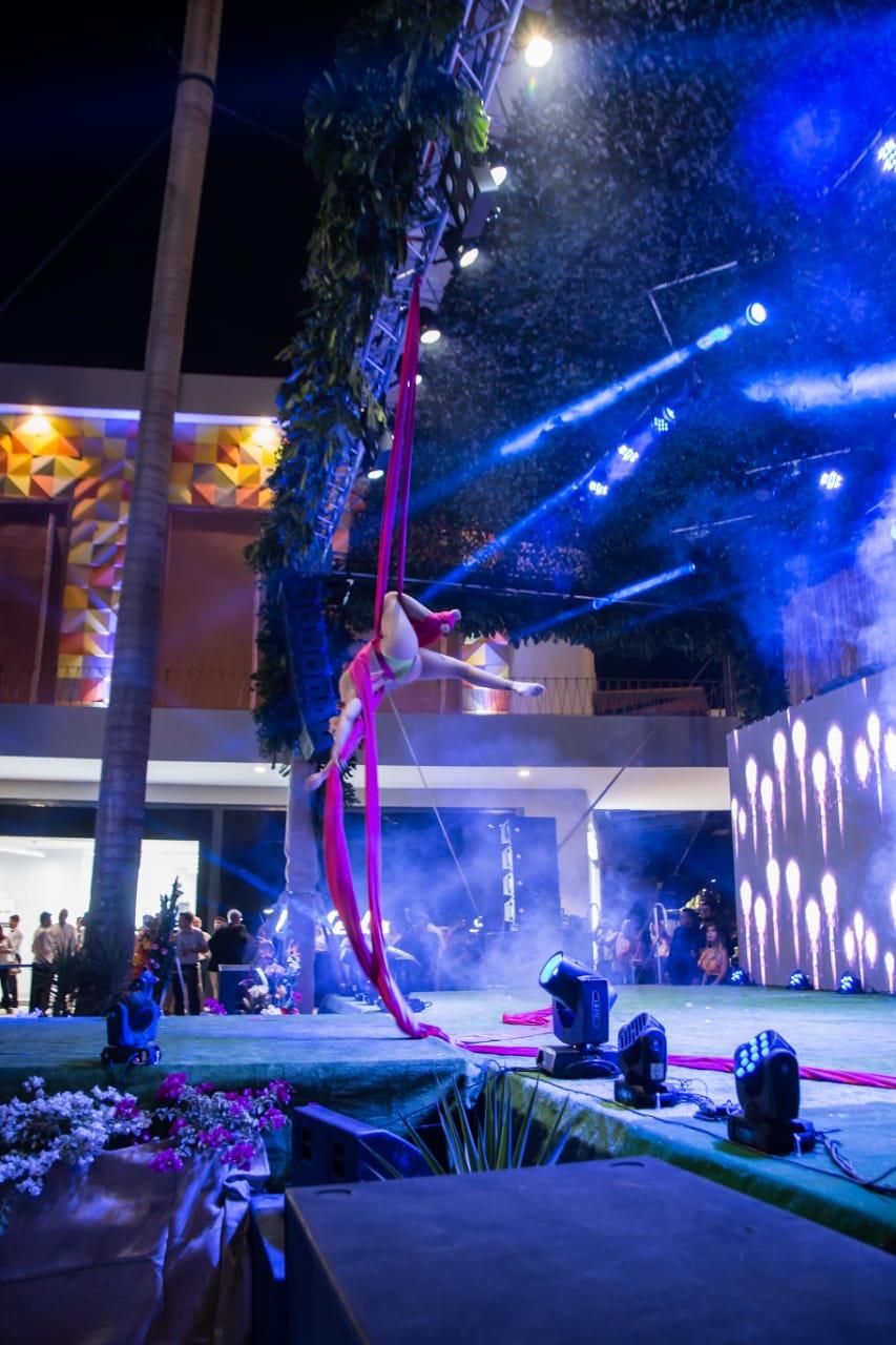 Lanzamiento Centro Comercial Jardín Plaza