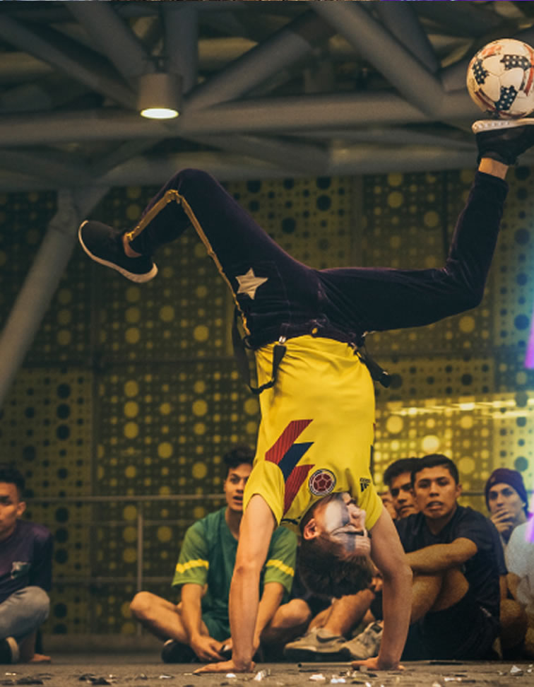 Fútbol freestyle