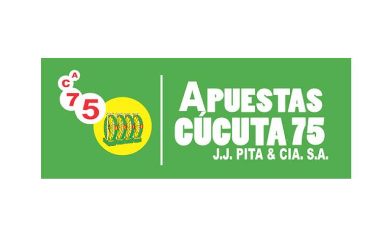 Apuestas Cúcuta 75 JJ Pita